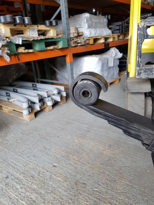 Iveco Daily 35C12 5+3 HD Leaf Spring 60mm 99-on (PAIR)